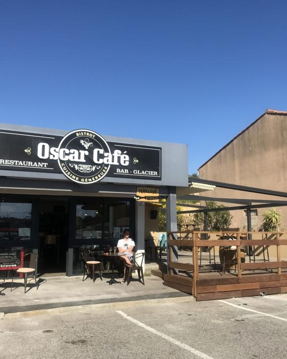 LOCAL PRO Oscar café